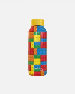 Kids Bricks Bicolor Bottle