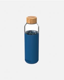 Inner Water Flower glass bottle