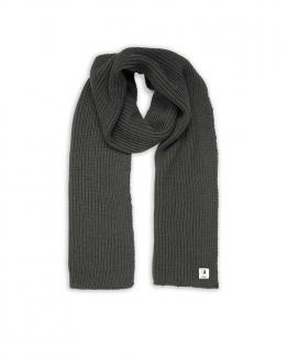 Kimoa scarf grey patch