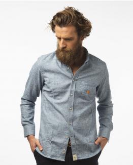 Camisa Jack azul