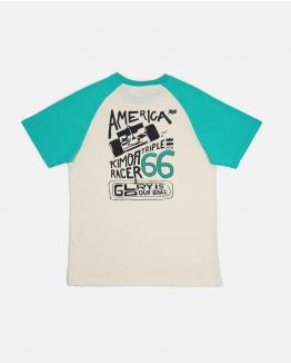 Camiseta America 66