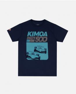 Camiseta Indy 500 Azul