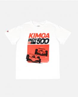 Camiseta Indy 500 Roja