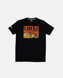 Camiseta Kimoa American Race