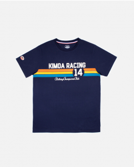 Kimoa Racing 14 azul