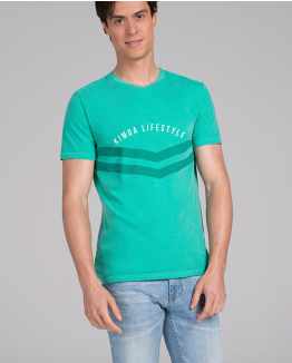 Camiseta Nature'son verde