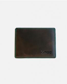 Morgan leather cardholder