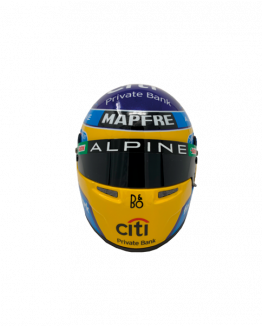Mini Casco Alpine 2021