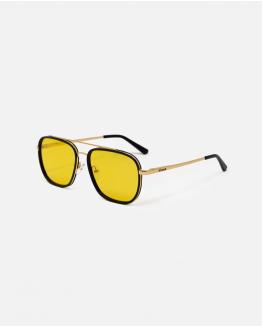 Gold Daytona Sunglasses