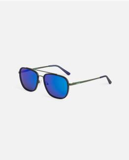 Green Daytona Sunglasses