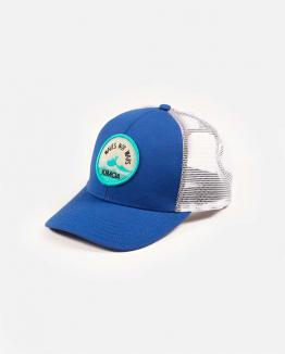 Waves Not Wars cap