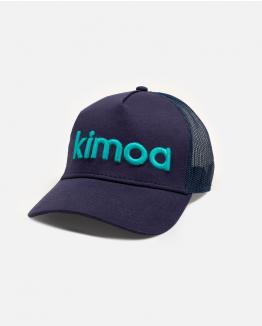 Blue Volley cap