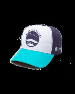 Mission Blue Cap