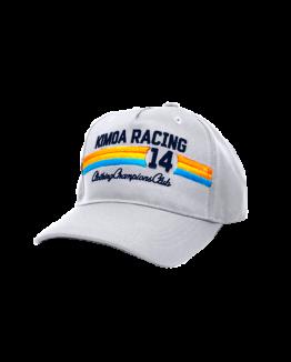 Racing 14 Cream_T Cap