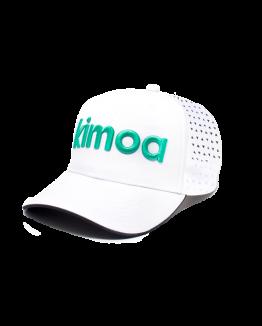 Logo White Cap