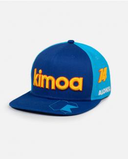 Kimoa FA memories cap