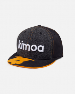Black McLaren cap