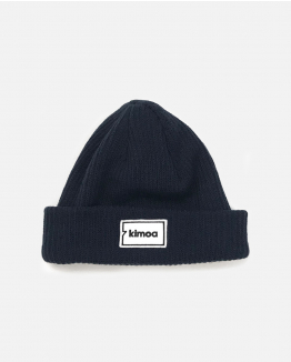 Kimoa Beanie blue patch
