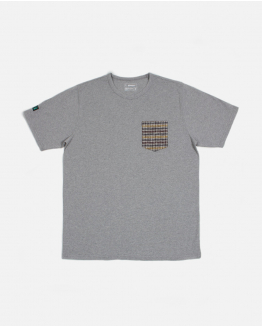 Jacquard pocket Grey
