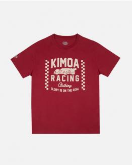 Kimoa Racing car flags tee