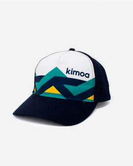 Gorra Kimoa Multicolor Band Personalizable