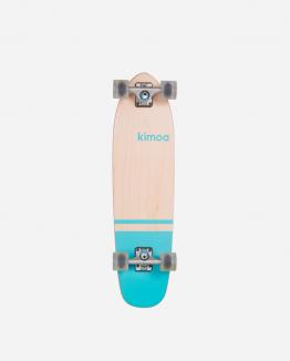 Classic black and grey skateboard One Size Unisex