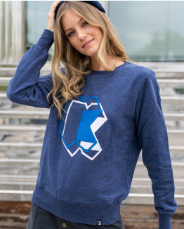 Blue Double K