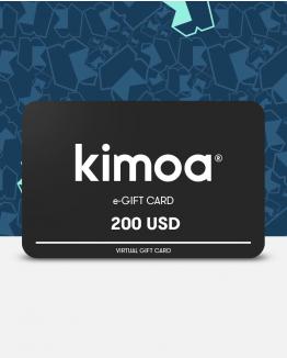 Tarjeta Regalo 200 USD