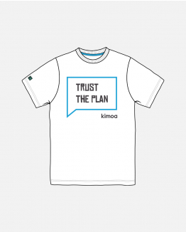 Trust The Plan tee
