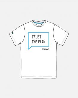 Camiseta Trust the Plan